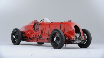 1931 Bentley 4.5 Litre Supercharged 3