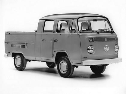 1968 Volkswagen T2 Double Cab Pickup 1