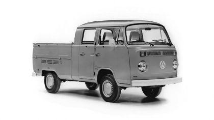 1968 Volkswagen T2 Double Cab Pickup 4