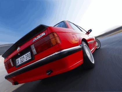 1985 BMW 333i ( E30 ) coupé 2