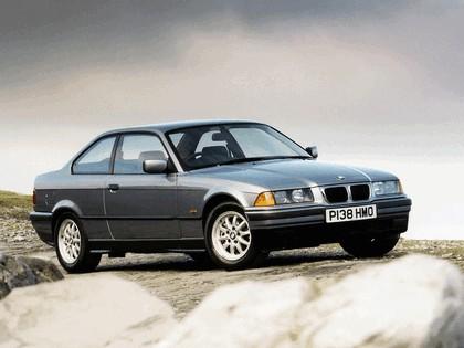 1991 BMW 325i ( E36 ) coupé 1