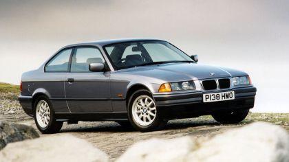 1991 BMW 325i ( E36 ) coupé 3