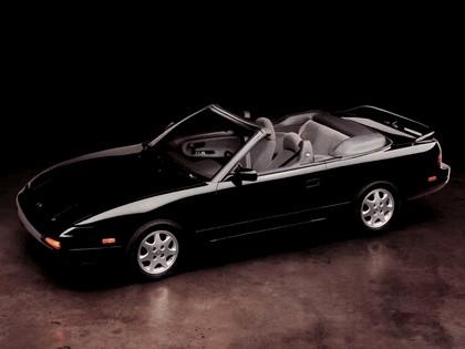 1992 Nissan 240SX convertible 1
