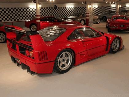 1989 Ferrari F40 LM 3