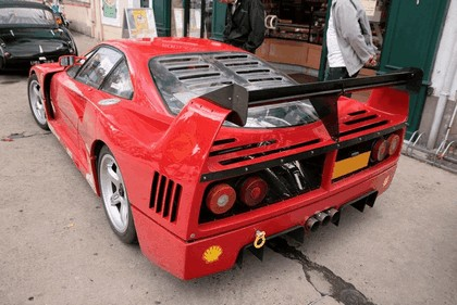 1989 Ferrari F40 LM 4