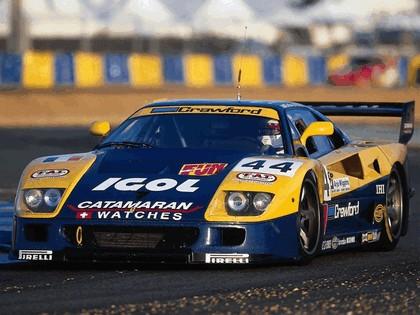 1989 Ferrari F40 LM 5