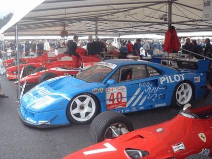 1989 Ferrari F40 LM 6