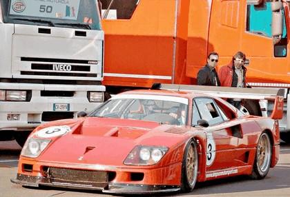 1989 Ferrari F40 LM 8