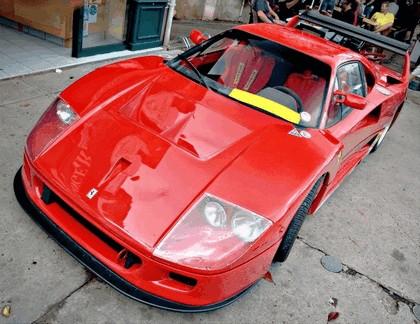 1989 Ferrari F40 LM 9