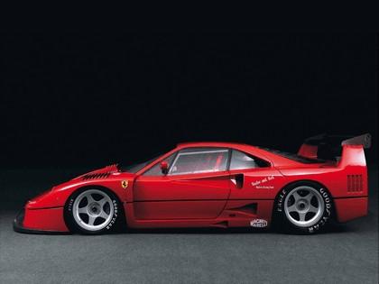 1989 Ferrari F40 LM 11