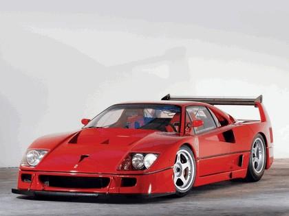 1989 Ferrari F40 LM 13