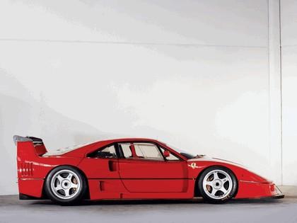1989 Ferrari F40 LM 14