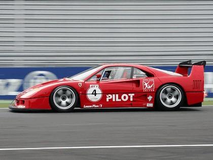 1989 Ferrari F40 LM 17