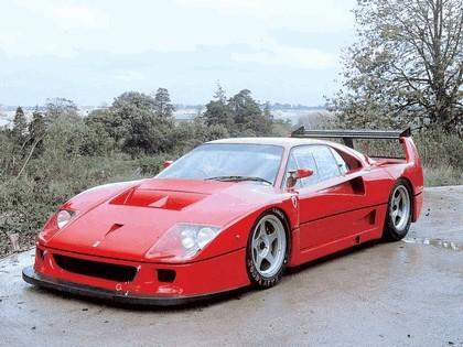 1989 Ferrari F40 LM 18