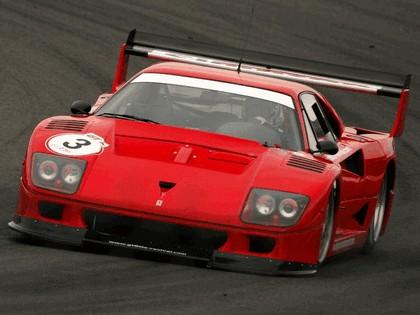 1989 Ferrari F40 LM 21
