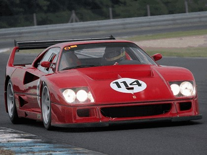 1989 Ferrari F40 LM 22