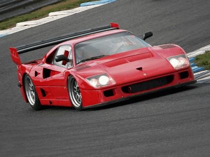 1989 Ferrari F40 LM 23