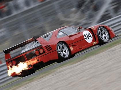 1989 Ferrari F40 LM 24