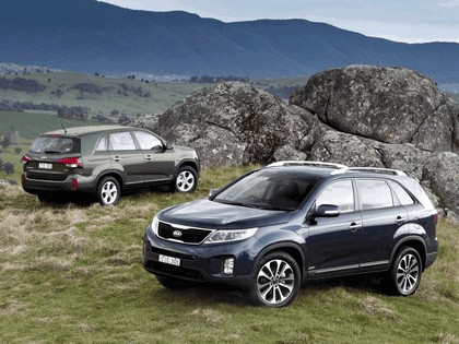 2012 Kia Sorento - Australian version 1