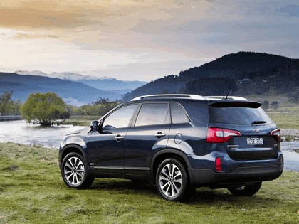 2012 Kia Sorento - Australian version 5