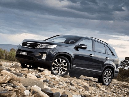 2012 Kia Sorento - Australian version 6