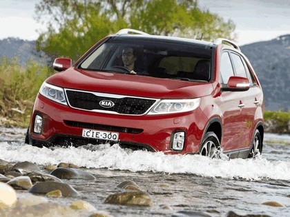 2012 Kia Sorento - Australian version 8