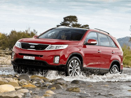 2012 Kia Sorento - Australian version 9