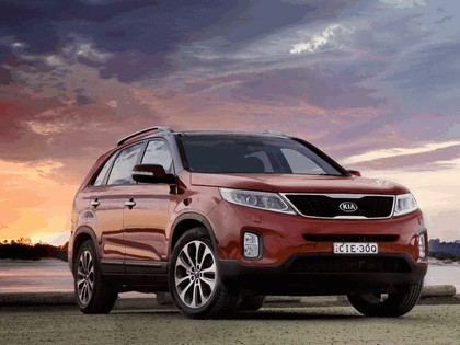 2012 Kia Sorento - Australian version 12