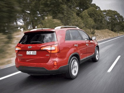 2012 Kia Sorento - Australian version 13