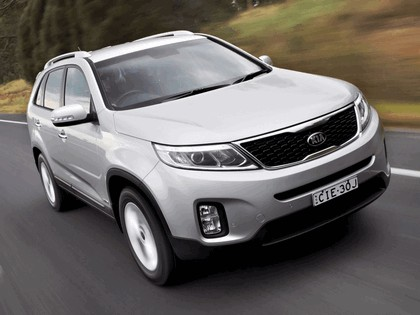 2012 Kia Sorento - Australian version 14