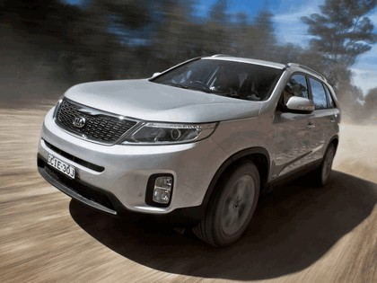 2012 Kia Sorento - Australian version 15