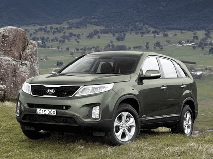 2012 Kia Sorento - Australian version 16
