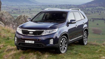 2012 Kia Sorento - Australian version 6