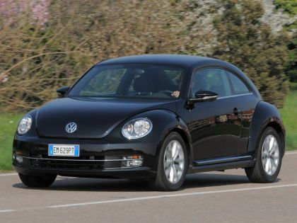 2012 Volkswagen Maggiolino 4
