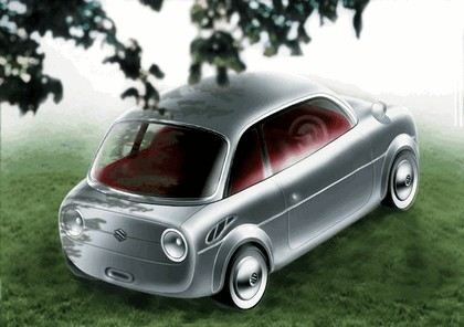 2005 Suzuki LC concept 5