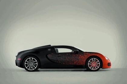 2012 Bugatti Veyron 16.4 Grand Sport by Bernar Venet 5