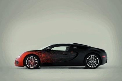 2012 Bugatti Veyron 16.4 Grand Sport by Bernar Venet 6