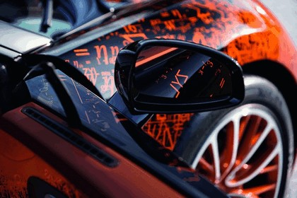 2012 Bugatti Veyron 16.4 Grand Sport by Bernar Venet 14