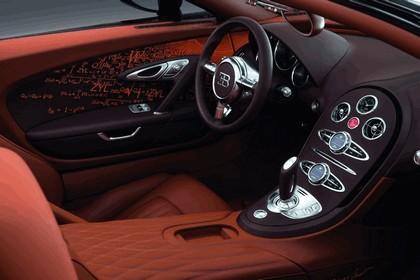 2012 Bugatti Veyron 16.4 Grand Sport by Bernar Venet 16