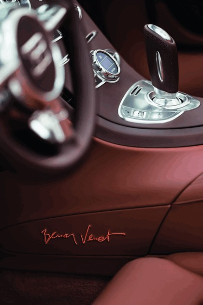 2012 Bugatti Veyron 16.4 Grand Sport by Bernar Venet 17