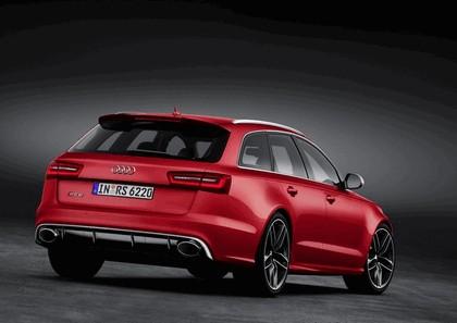 2013 Audi RS6 Avant 2