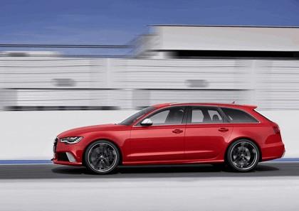 2013 Audi RS6 Avant 7