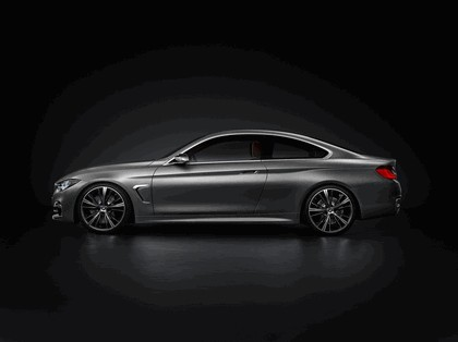 2012 BMW Concept 4er coupé 2