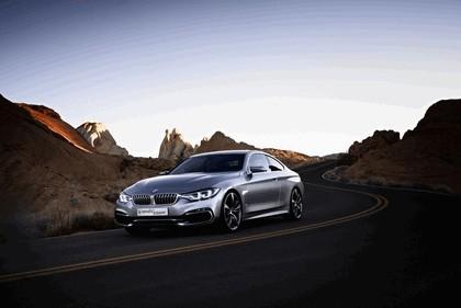 2012 BMW Concept 4er coupé 16