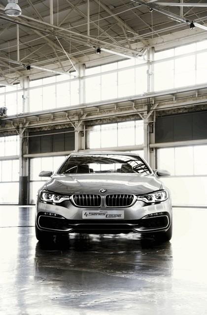 2012 BMW Concept 4er coupé 22