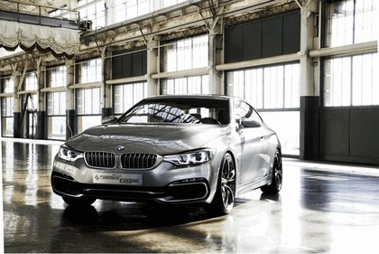 2012 BMW Concept 4er coupé 25