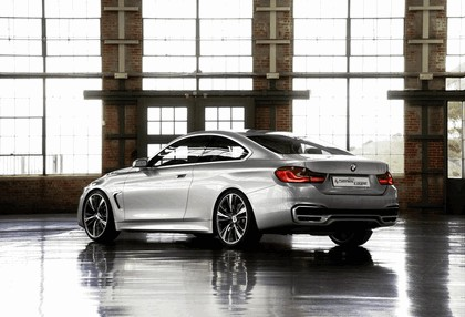 2012 BMW Concept 4er coupé 26