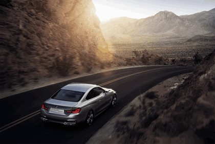 2012 BMW Concept 4er coupé 34