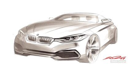 2012 BMW Concept 4er coupé 50