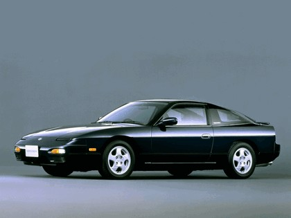 1991 Nissan 180SX 3